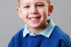 Boy school portrait picture